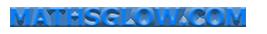 MATHS GLOW Logo